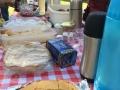 Boissons et gâteaux