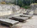 Sarcophages du cimetière