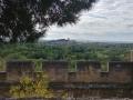 Vue d'Avignon de la terrasse
