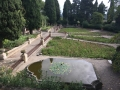 Jardin italien vu du grand salon