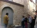 Maison au cadran solaire