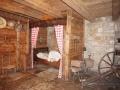 La chambre des grands-parents (ferme caussenarde)