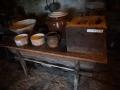 Tian, faisselles, pots et chauffe-plat