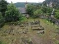 Le cimetière et la chapelle Saint Gervais