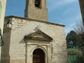 Eglise romane Saint Christophe (remaniée)