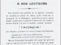 Exemplaire du petit journal du poète Méric (l'Arpagus)