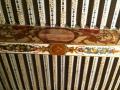 Plafond peint XVIIIe