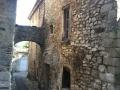 Ruelle de la cité médiévale de Vaison