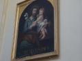 Joseph portant l'enfant Jésus