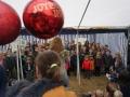 Chants de Noël par les enfants de l'école