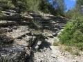 Coteau rocheux Combe de St Dionisy