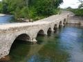 Pont noyé