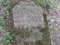 Tombe ancien cimetière protestant