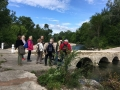 Sur le Pont noyé