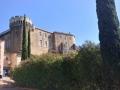Château et village