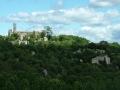 Vue sur les tours d'Uzès