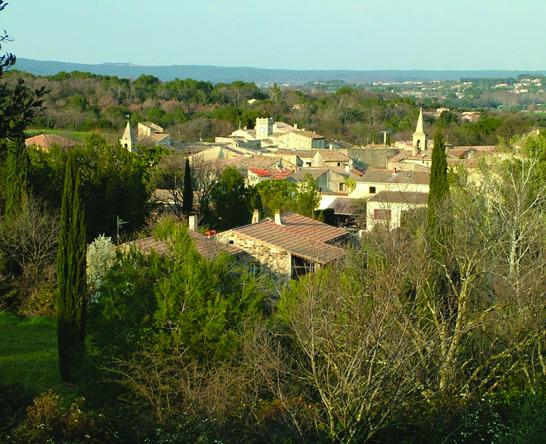 Conférence sur l'histoire d'Arpaillargues-Aureilhac