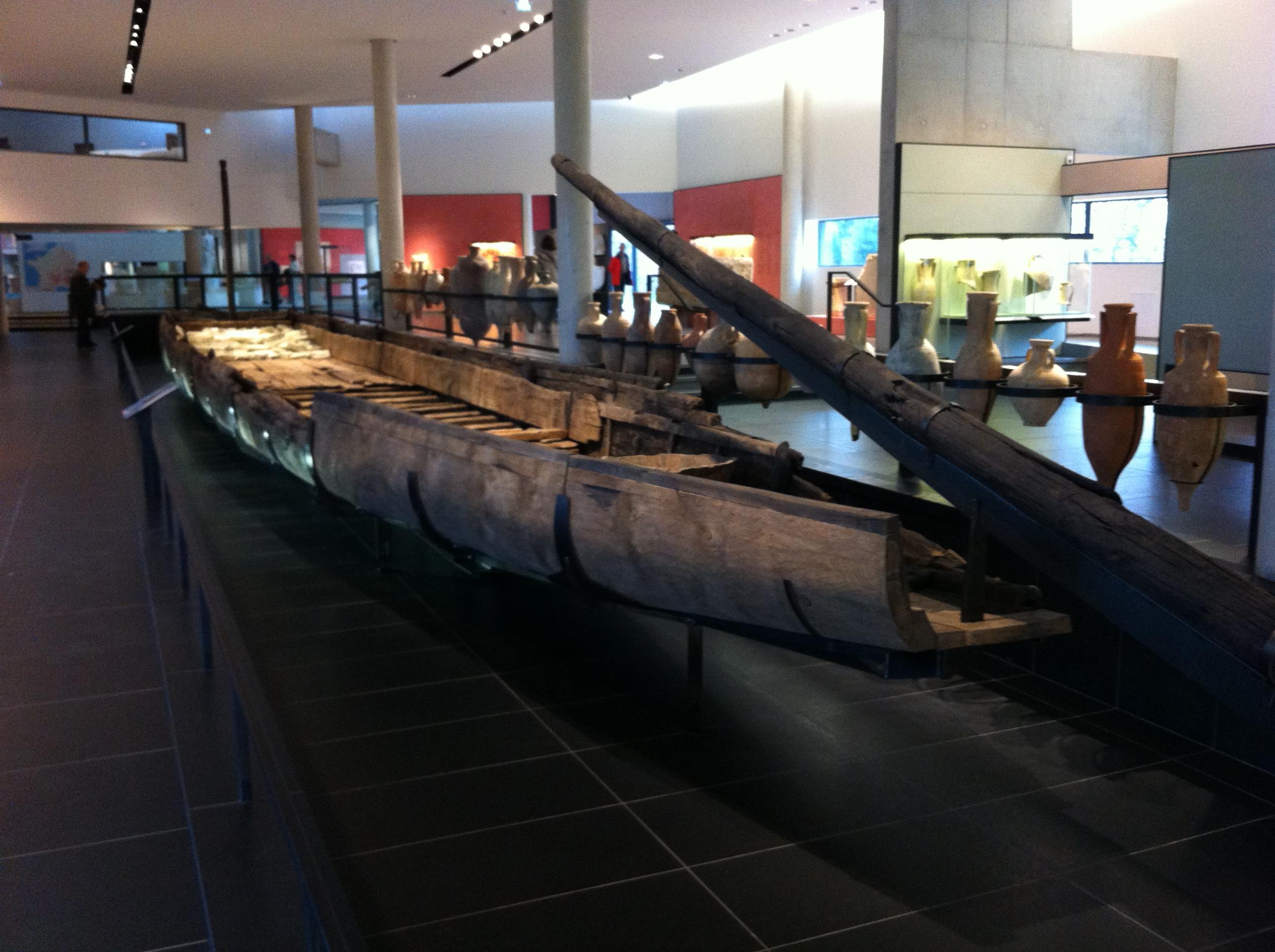 Musée de l'Arles antique 2014