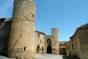Le fort de Saint-Laurent-la-Vernède
