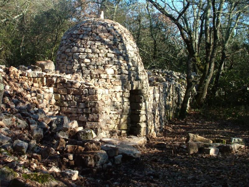 Cabane de Coste Joulène entièrement restaurée