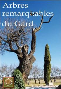 livre les arbres remarquables du Gard