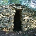 Capitelle des oliviers, reconstruite 2 fois