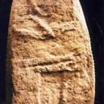 Statue Menhir de Blauzac
