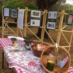 exposition priape et évocation cuisson d'antan
