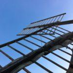 Les échelles des ailes