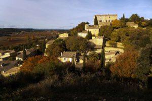 Le village et le château