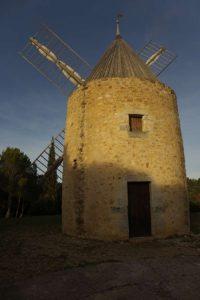 Le moulin du XIXe s.