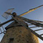 Les 4 ailes du moulin