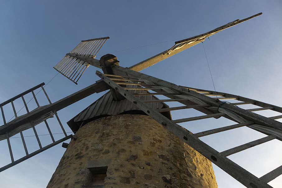 Samedi 19 novembre 2016 – Vénejan et son moulin