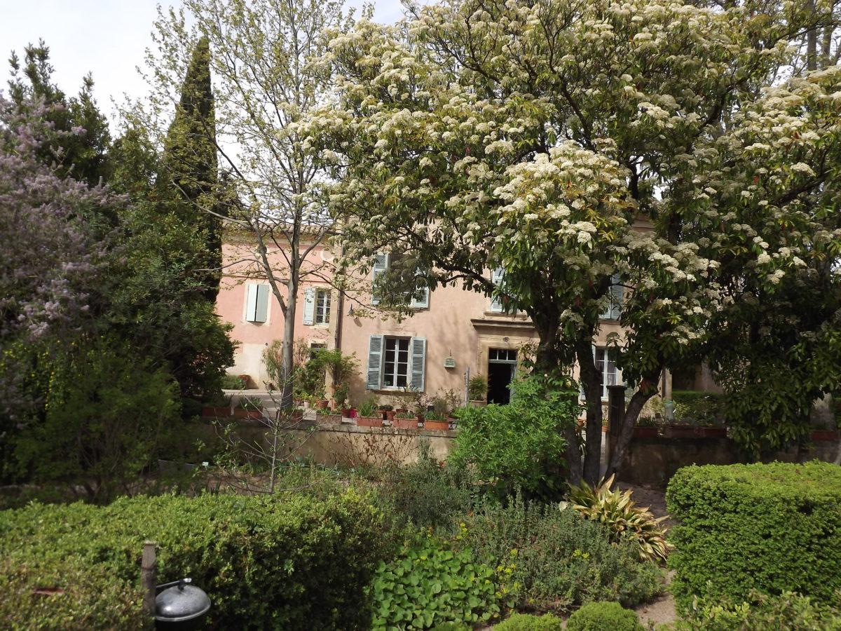 31 mars 2017 – L'Harmas de Fabre à Sérignan-du-Comtat