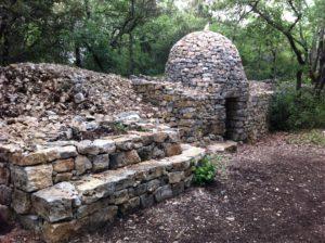 Cabane pierre sèche de Coste Joulène
