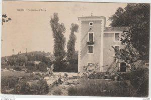 Les lavandières à la fontaine de l'Eure