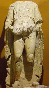 Statue de Priape