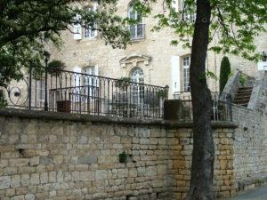 Le château d'Agoult