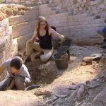 Fouilles enceinte de Nîmes