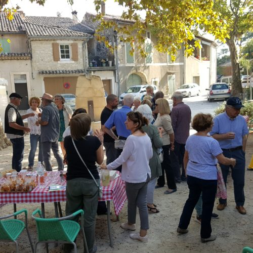 Fête des confitures à Arpaillargues-Aureilhac