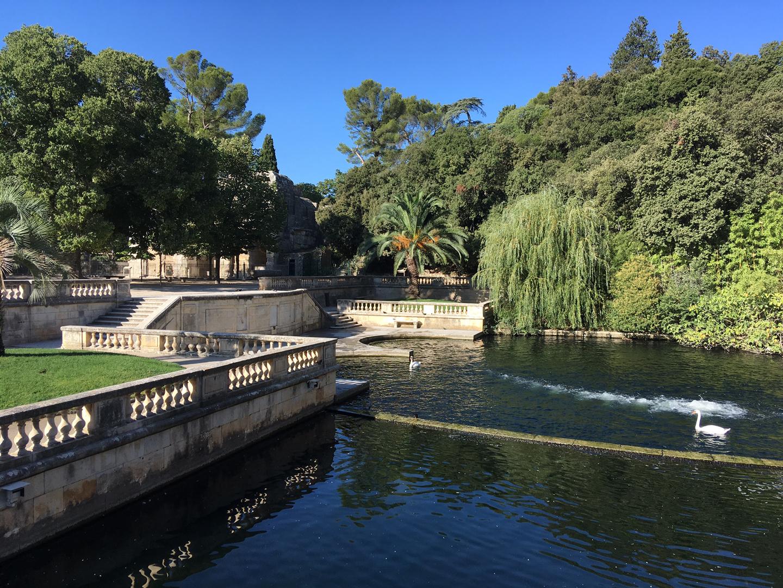 27 février 2020 – Visite sur le thème de l'Eau à Nîmes