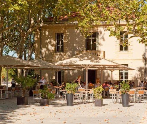 Restaurant les Terrasses Pont du Gard
