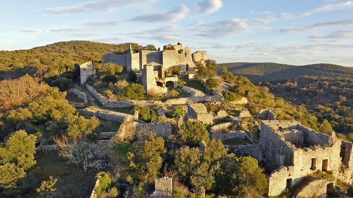 13 septembre 2021 – Visite du château d'Allègre
